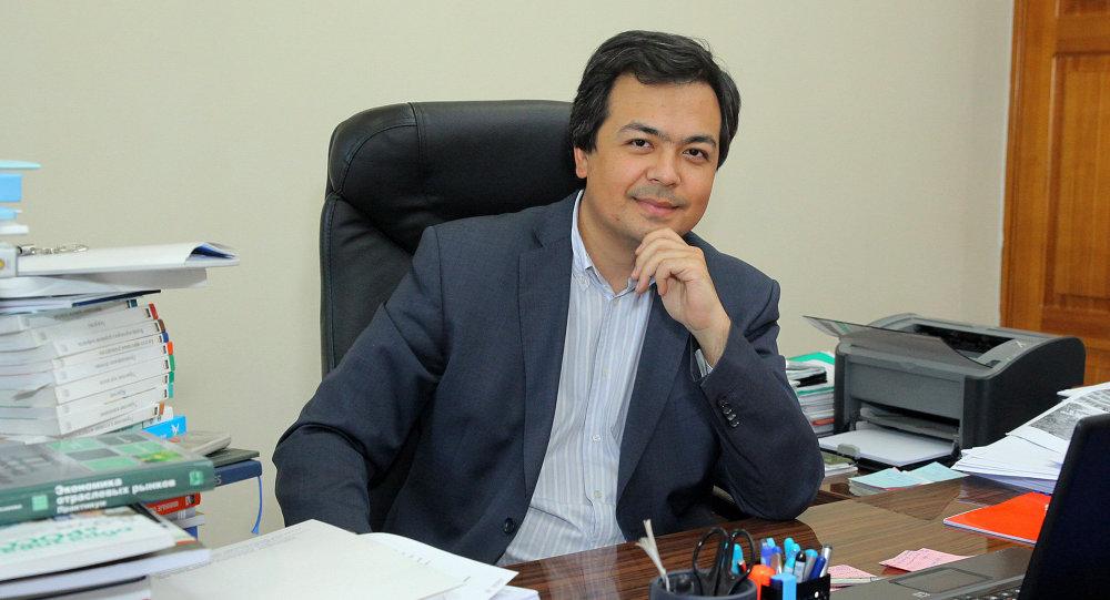 Экс-ректор АГУПКР Чингиз Шамшиев. Архивное фото