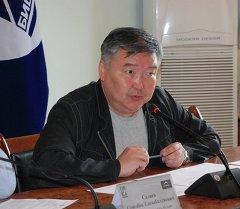 Таалайбек Сагынов. Архив