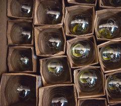 Лампочки для света. Архивное фото