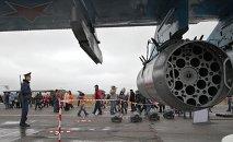 Авиабаза ОДКБ Кант. Архивное фото