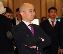 Маданият министринин мурдагы орун басары Максат Чакиев. Архив