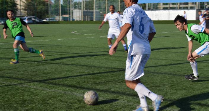 Артисттердин ортосундагы футбол боюнча чемпионат  быйыл бешинчи ирет өтөт.