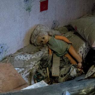 Кукла. Архив