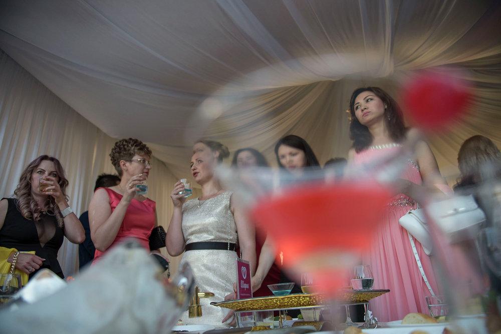 Гламурное шоу в Бишкеке