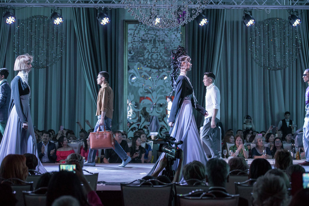 Fashion Show-2015 Бишкекте.