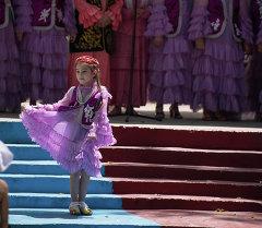 Сахнадагы татар кызы. Архив
