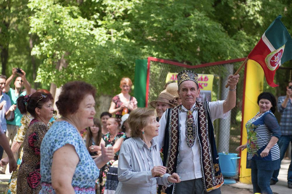 Организаторами мероприятия выступил Союз татар Бердэмлек.
