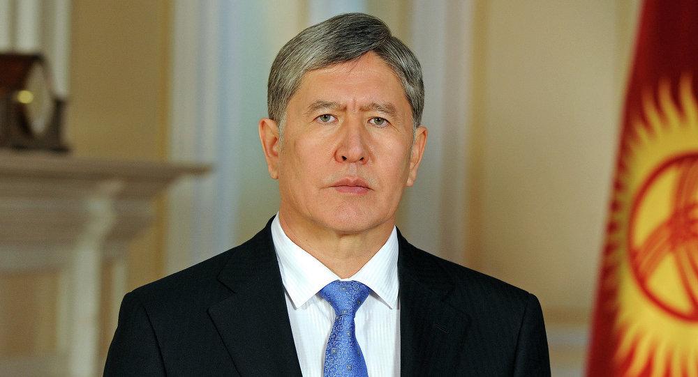 Атамбаев: июньские события на юге стали большим испытанием для народа