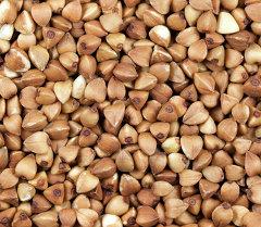 Зерна гречки. Архивное фото