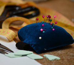 Швейный цех. Архивное фото