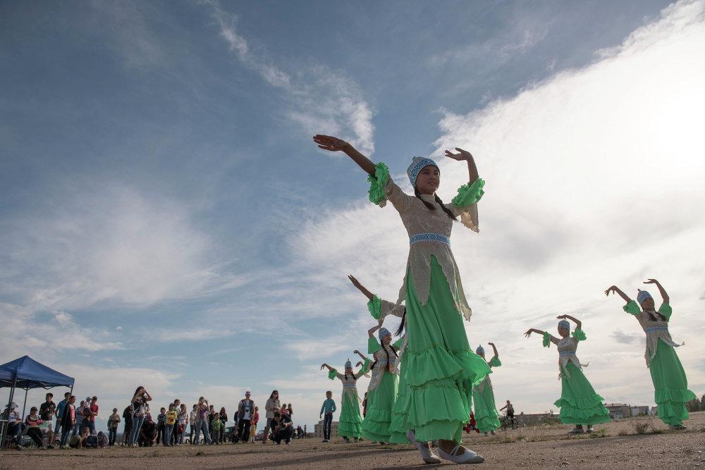 Международный фестиваль Открытый Иссык-Куль.