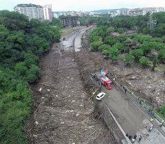 Наводнение в Грузии унесло жизни 12 человек