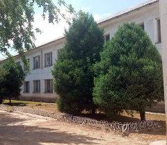Отделение неврологии территориальной больницы Зулпуевского айыльного округа Ноокатского района Ошской области