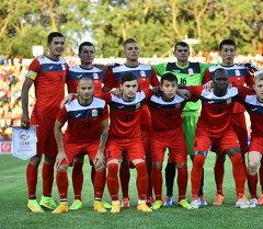 Кыргызстандын футбол боюнча улуттук курама командасы. Архив