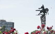 Государственная филармония Кыргызской Республики. Архивное фото