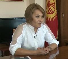 Российско-кыргызский фонд развития будет выдавать кредиты в два раза дешевле займов коммерческих банков, заявила председатель правления РКФР Нурсулу Ахметова.