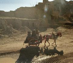 Афганистандын жашоочулары. Архив