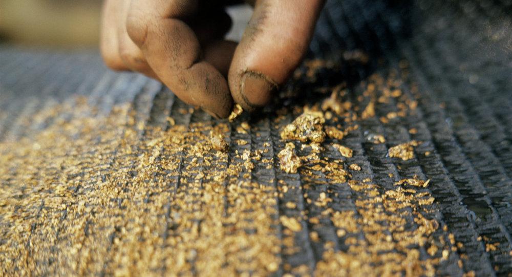 Где находятся золотой песок