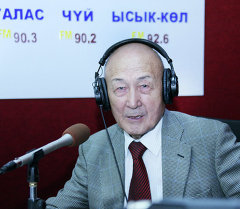 Мамлекеттик ишмер Медеткан Шеримкулов. Архив