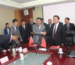 Мэр Айтмамат Кадырбаев башында турган Ош шаарынын мэриясынын делегациясы Кытайдын Ланьчжоу калаасында болду