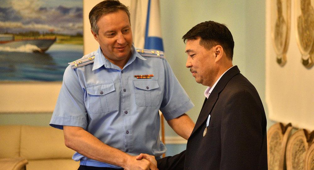 Воин-интернационалист Амангельды Мамуратов был награжден медалью За отвагу