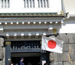 Япониянын желеги. Архив