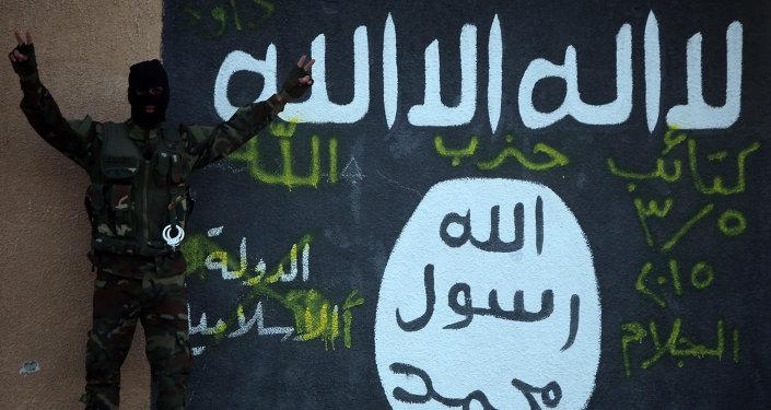 Ислам мамлекети согушкери. Архивдик сүрөт