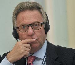 Председатель Венецианской комиссии Совета Европы Джанни Букиккио. Архивное фото