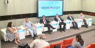 Видеомост Москва – Астана: Саммиты ШОС и БРИКС – 2015: новые возможности сотрудничества