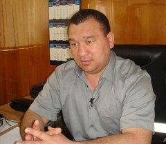Рафик Мамбеталиев. Архив