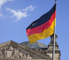 Германиянын желеги. Архив