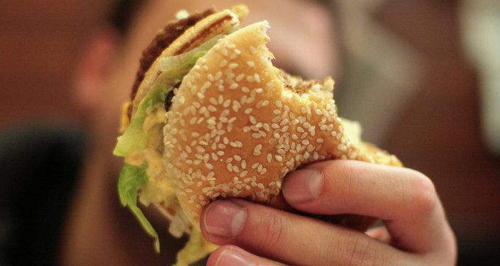 Гамбургер. Архив
