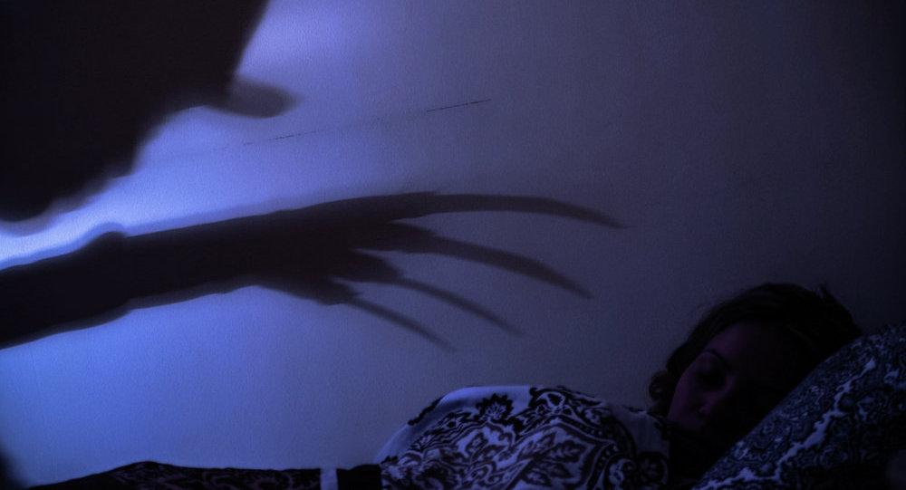 Кадр из фильма Кошмар на улице Вязов. Архивное фото
