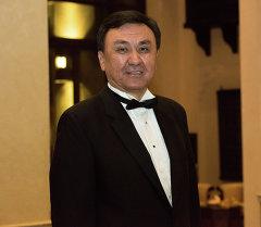Кыргызстандын Беларуссиядагы элчиси Кубанычбек Өмүралиев. Архив