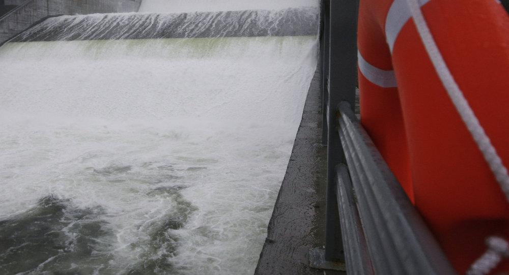 Водохранилище. Архивное фото