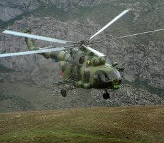 Ми-8 МТВ тик учагы. Архив
