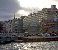 Хельсинки шаары. Архив.