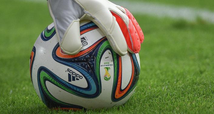 Футбол. Чемпионат мира - 2014. Матч Алжир - Россия