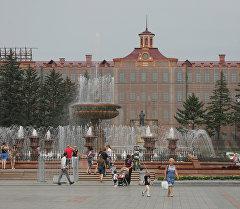 Хабаровск шаары. Архив