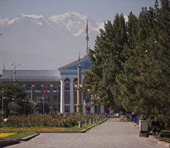 Бишкек шаарынын мэирясы. Архив