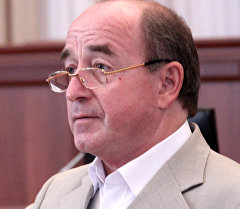 Коркмазов Хаджимурат Зулкарнаевич депутат Жогорку Кенеша. Архивное фото