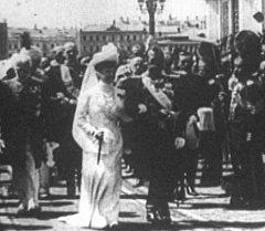 Жизнь и смерть последнего русского царя Николая II. Кадры из архива