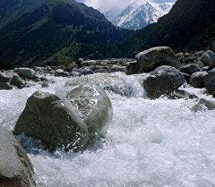 Ала-арча  дарыясы. Архив