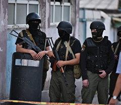 УКМК: согушчандар Бишкекте бир нече теракт жасоону пландаган. Архив