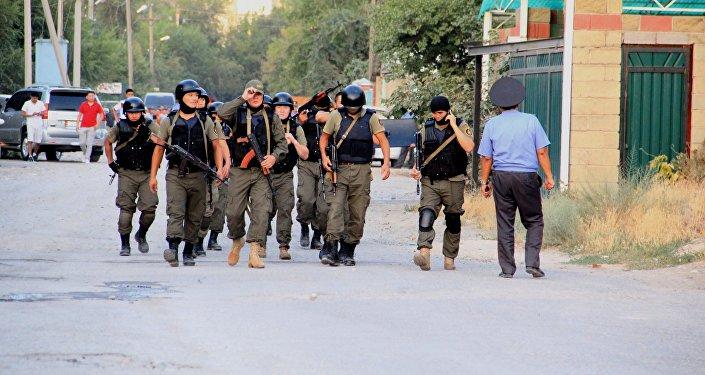 Первые фото последствий спецоперации по ликвидации боевиков