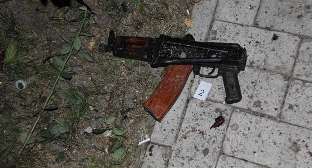 ГКНБ проведено спецоперация по задержанию преступников
