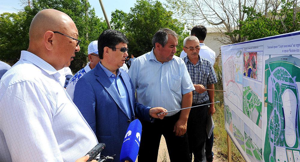 Премьер-министр КР Темир Сариев посетил Ысык-Кульскую область