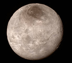 Плутон. Архивное фото