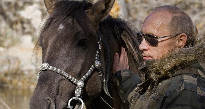Президент России РФ Владимир Путин. Архивное фото