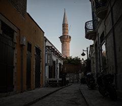 Кипрдеги Лимасол шаары. Архив